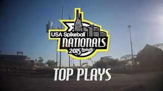 USA Spikeball Nationals: Top 5 Plays