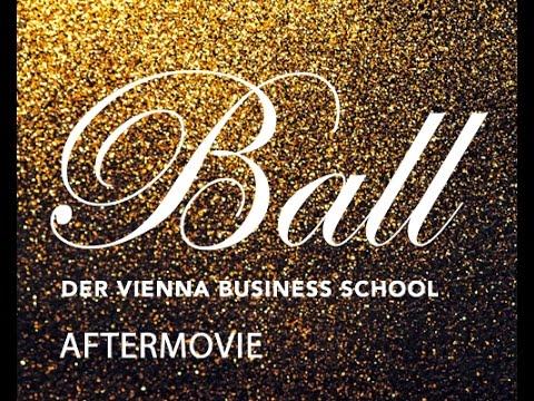 Vienna Business School Ball Aftermovie 2015
