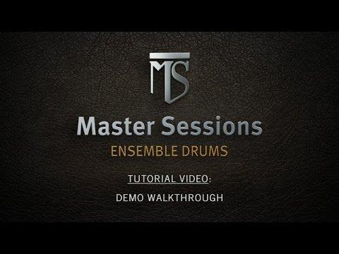 Heavyocity Master Sessions: Ensemble Drums Demo Walkthrough