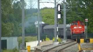 NSM 1202 + Dordt in Stoom met SSN, SMMR en Rheingold! - Deel 1