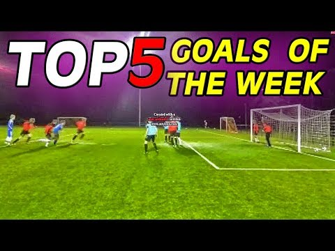TOP 5 GOALS OF THE WEEK #108 | 2014