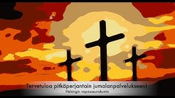 Pitkäperjantai jumalanpalvelus (10.4.2020)