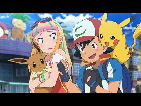 [Amv] Pokemon - Ash And Risa - Whatever It Takes