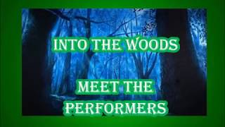 Second Into the Woods Performer Trailer