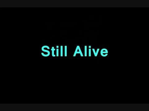 Still Alive Parody sung by The Answerer Machine
