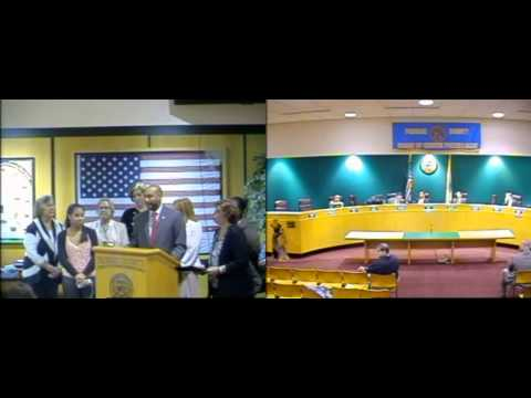 Passaic County Board of Chosen Freeholders Meeting April 14, 2015