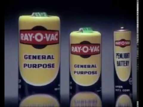 Rayovac - Old Lebanese Ad