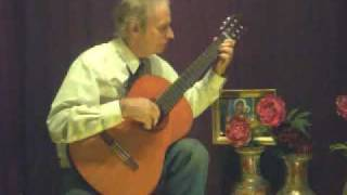 Ave Maria  Music + Tabs Avail. Classical Guitar -Schubert