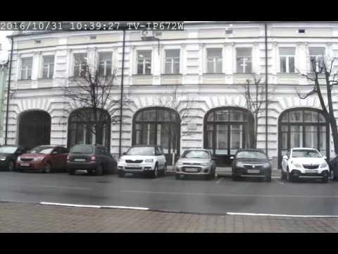 хлопок (взрыв) в Ярославле 31.10.2016