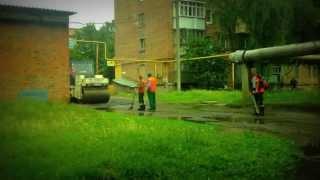 ремонтируют дороги в Украине