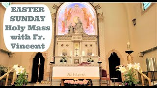 Easter Sunday Mass - Easter Sunday Holy Mass of the Resurrection with Organ, Hymns and Lyrics