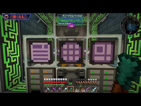 Minecraft cHiLLcraft Server Ep. 8 ♠Dual Layer Cursed Earth Farm!♥ FTB Revelation Modded Multiplayer