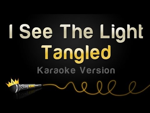 Tangled  I See The Light Karaoke Version