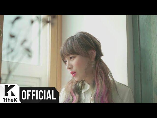 [MV] Kang Min Hee (강민희) _ Toddle (걸음마) #1