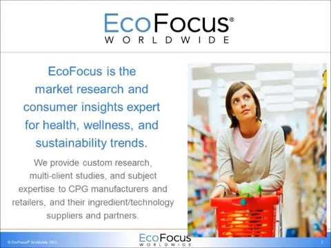 Walmart to Whole Foods, 2013 Clean label conference