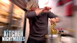 gordon ramsay is built different | Kitchen Nightmares