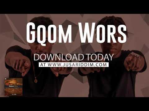 2018 Gqom Instrumental Distruction Boyz Type beat Gqom Wors