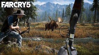 Far Cry 5 (2018) - Трейлер совместной игры (кооператив)