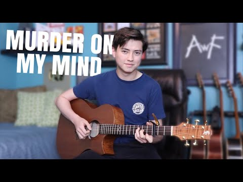 Murder On My Mind - YNW Melly - Cover (fingerstyle Guitar) Andrew Foy