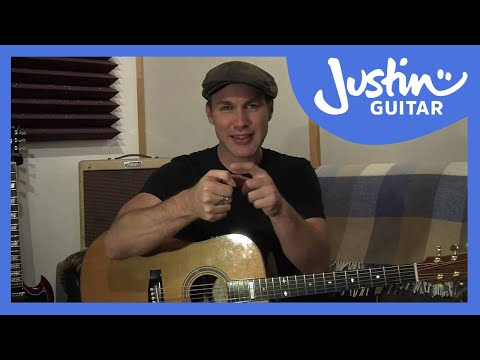 How to Use a Metronome with Guitar – How to Play Guitar – Stage 2 Guitar Lesson [IM-124]