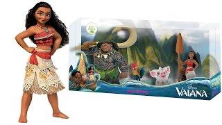 OCEANIA VAIANA Italiano - Apriamo il Gioco di Oceania Vaiana Cartone Animato Disney di Natale