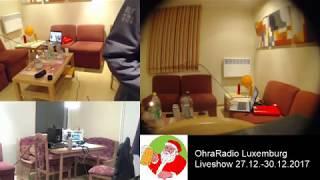 OhraRadio 2017 Osa 10: 28/12/17 04:14 Luxemburg - asennuspirtelön ottoa mökillä