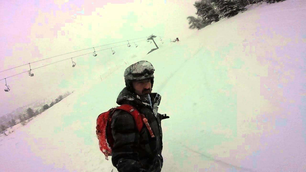 Misurina snowboard