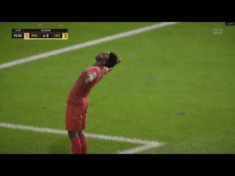 Fifa 18 Road to Glory (Singapore)