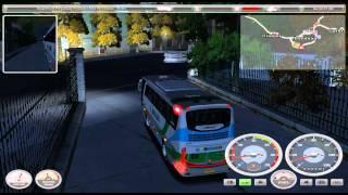 18 Haulin Wos Bandung Tasikmalaya Wonosobo Jetbus HD2 Adiputro bus budiman kehilangan kendali