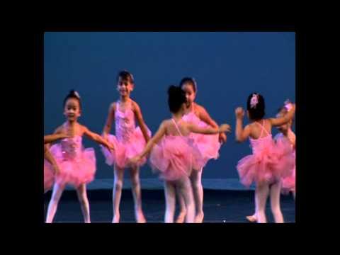 Sophie's Ballet Recital - Mamiya Theater, Honolulu, Hawaii