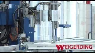 L'équipe Weigerding dans les unités de fabrication