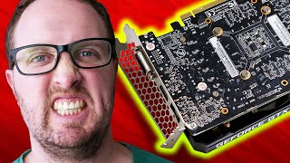He Destroyed This Graphics Card!