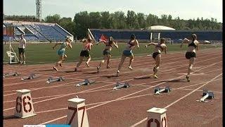 Первенство Северо-Запада по лёгкой атлетике в Петрозаводске. День первый