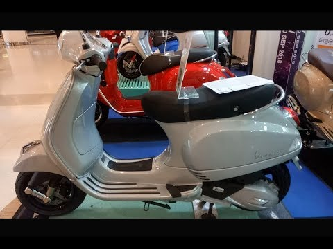 vespa lx 125 i e 2010 roller weiss doovi. Black Bedroom Furniture Sets. Home Design Ideas