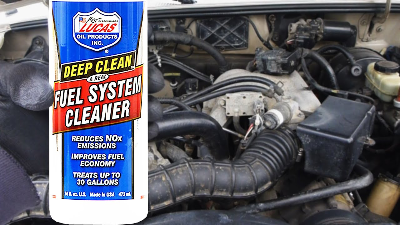 small resolution of does lucas fuel system cleaner actually work with proof