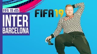 INTER-BARCELONA / FIFA19 #05