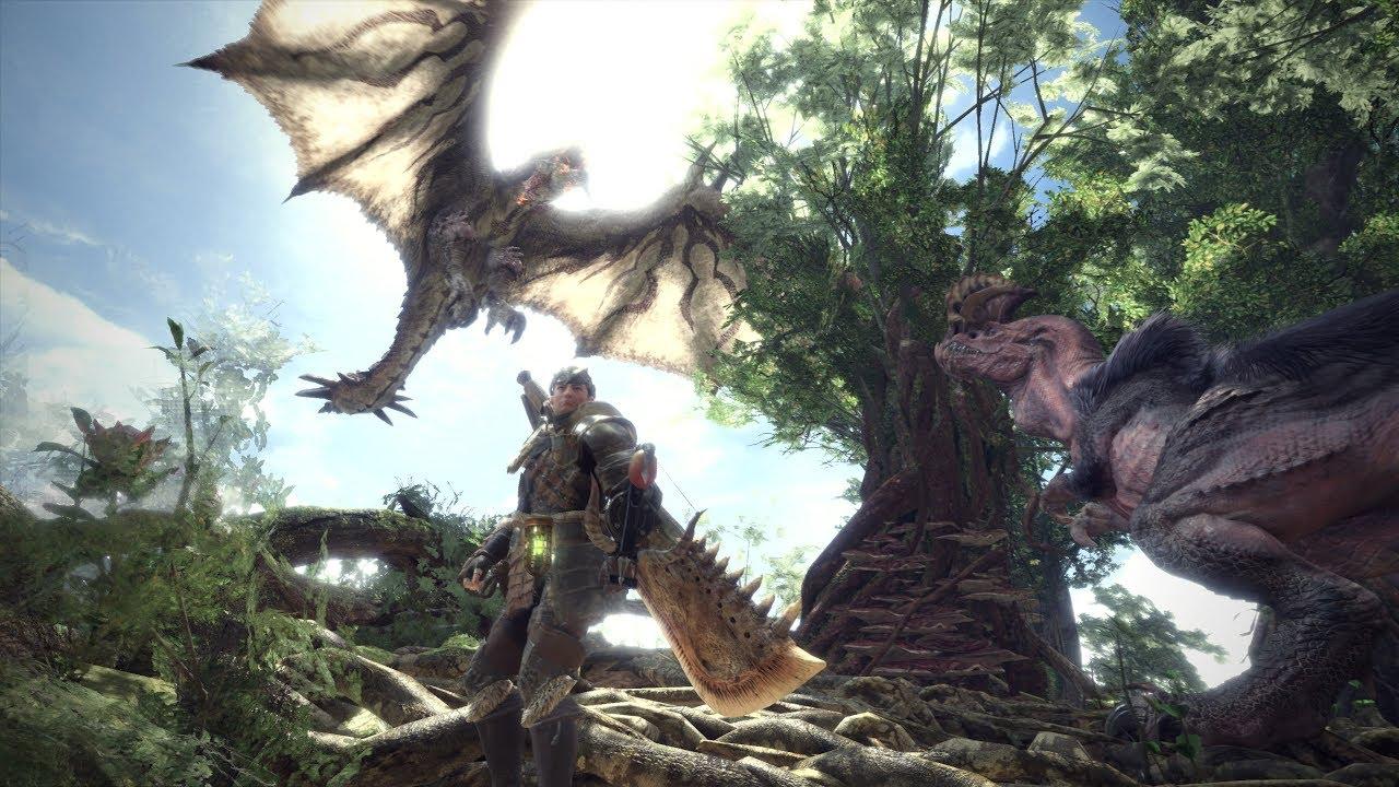 Monster Hunter: World - Gameplay Legendado em Português (1080p60 ...