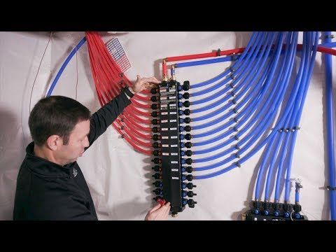 PEX Manifold System - Pros and Cons + Tour
