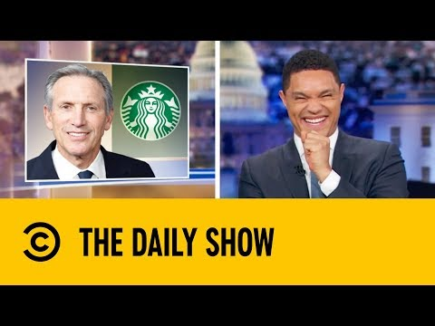 Another Egotistical Billionaire Is Running For President | The Daily Show with Trevor Noah