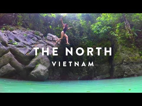 NORTHERN VIETNAM | Halong Bay, Sapa, ... | DJI Mavic Pro, GoPro Karma Grip HD