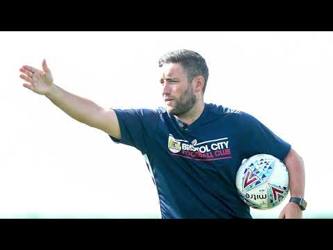 Lee Johnson press conference | Bristol City vs Derby County