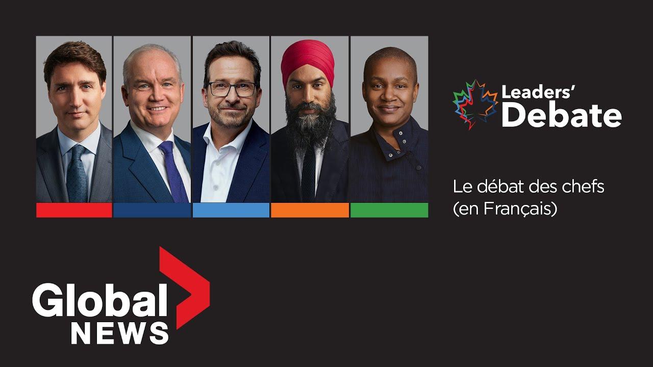 Download Élections fédérales 2021: Le débat des chefs