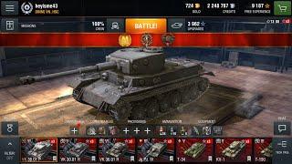 [WoT Blitz PC] VK 30.01 P - Ace