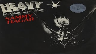 Sammy Hagar - Heavy Metal (1981) (Remastered) HQ