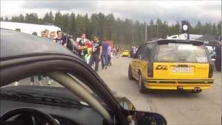 Repeat youtube video Nissan 180sx Gatebil Rudskogen 2012