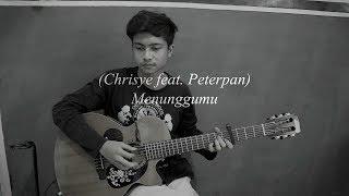 (Chrisye feat. Peterpan) Menunggumu  Arr. Nathan Fingerstyle   Guidrum Cover
