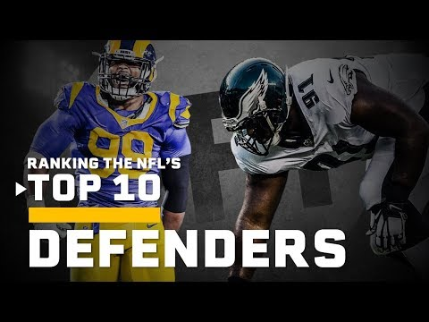 Ranking the NFL's Top 10 Defensive Players | PFF