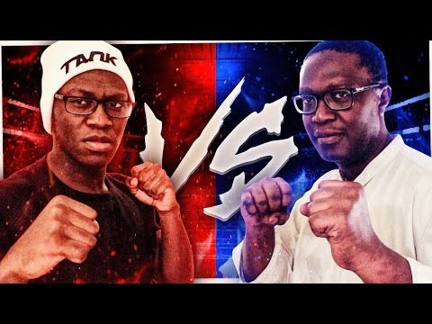 DEJI VS DAD!!!