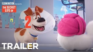 The Secret Life Of Pets 2 - The Busy Bee Trailer [HD]