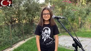 Melis Akbalık - Cumhuriyet Hürriyet Demek